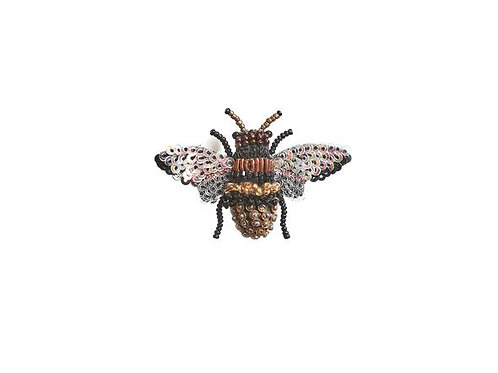 Trovelore Honey Bee Embellished Pin New in Box Handcr