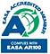 EASA accredited logo