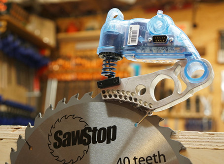 Getting the MOST out of your SawStop