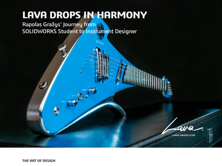 Journey from SOLIDWORKS Student to Instrument Designer