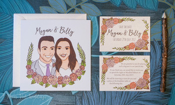 Megan & Billy