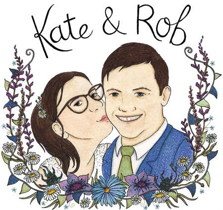 Kate & Rob