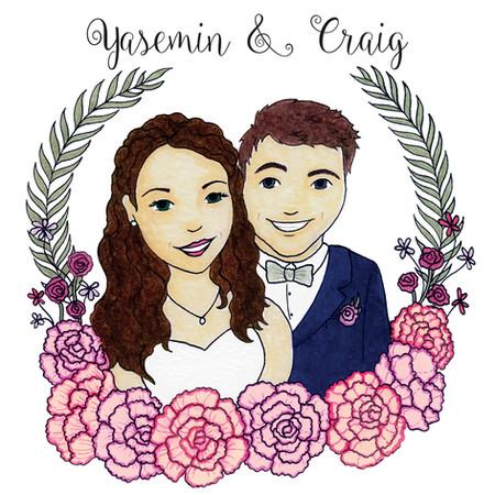 Yasemin & Craig