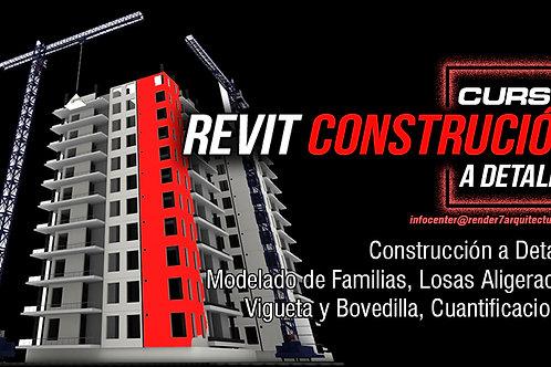 Revit Construcción a Detalle