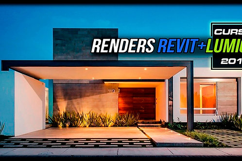Renders con Lumion 8.0