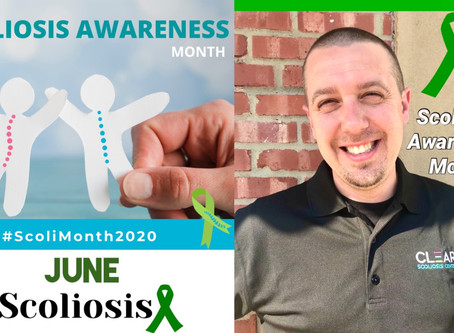 June: Scoliosis Awareness Month