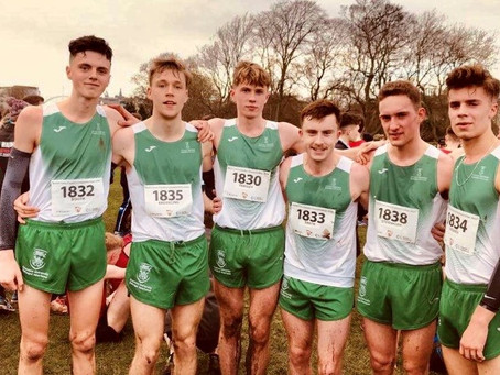 Success for Swansea at BUCS Cross Country Championships