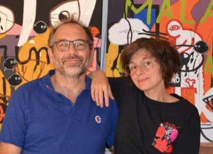 B.A.B.B : le duo Pop Art débarque dans La Tribu
