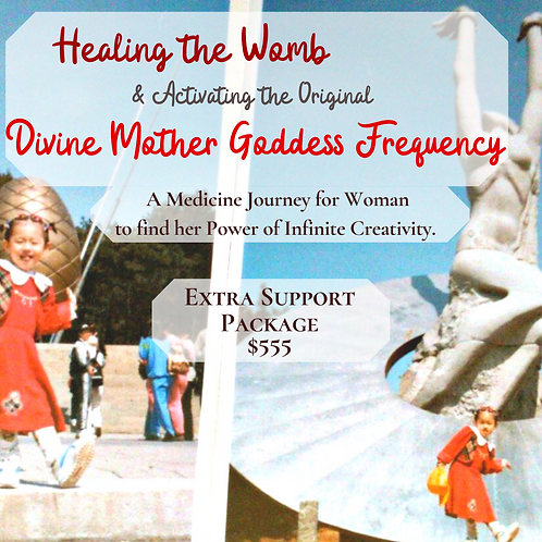Healing the Womb & the Original Divine Mother Frequency Course