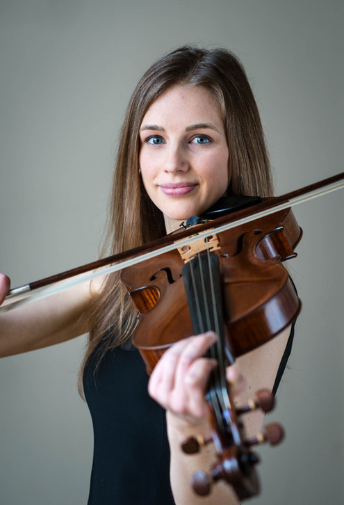 Marie Daniels, Director & Viola