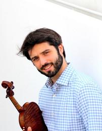 Zachary Montasser, violin