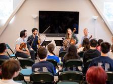 Faculty-led workshops