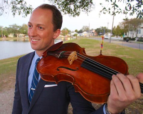 Luke Fleming, viola