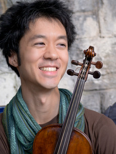Francis Liu, violin