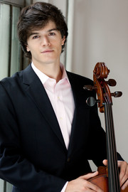 Mitch Lyon, cello