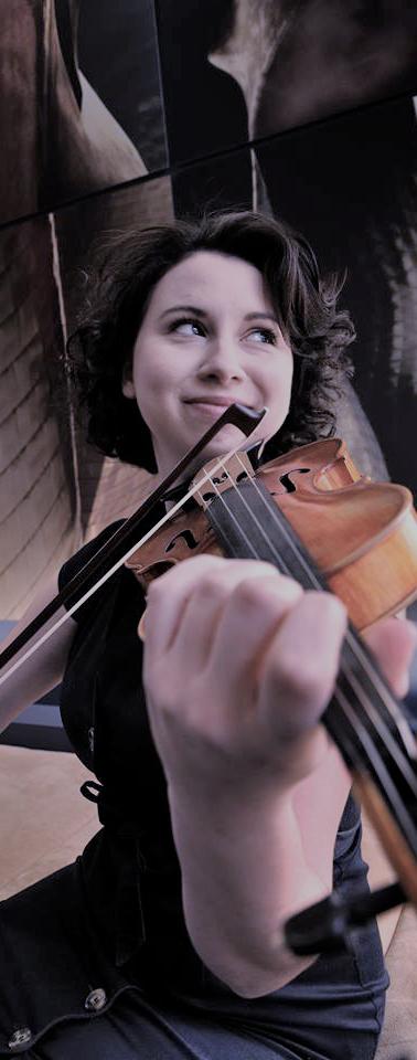 Valeri Speights, violin