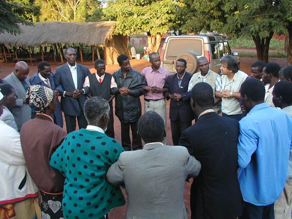 Pastoreio de Pastores em Moçambique