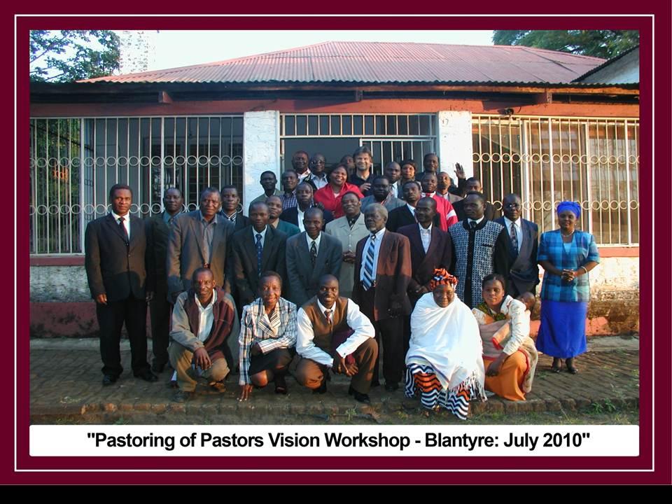 Pastoreio de Pastores em Malawi