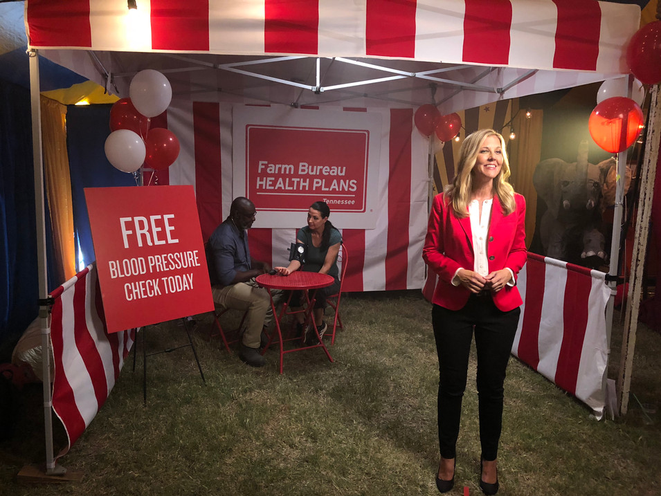 Farm Bureau Health - County Fair Commercial Set