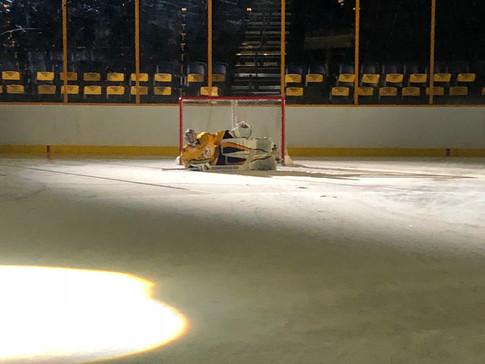 TN Lottery Chance To Score with Pekka Renne - Set Photo