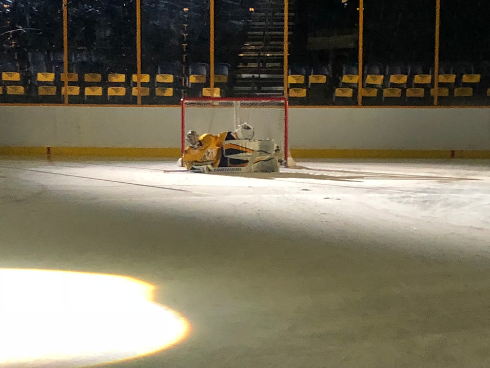TN Lottery Chance To Score with Pekka Renne - Set Photo