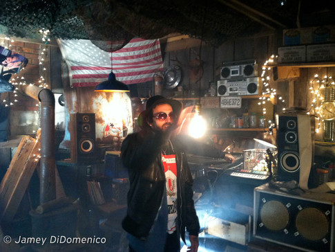 Yelawolf - Way Out - Set Photo