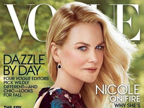 Vogue | 2015 | Nicole Kidman