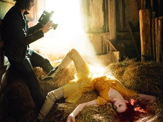 Vogue   2010   Jack White and Karen Elson