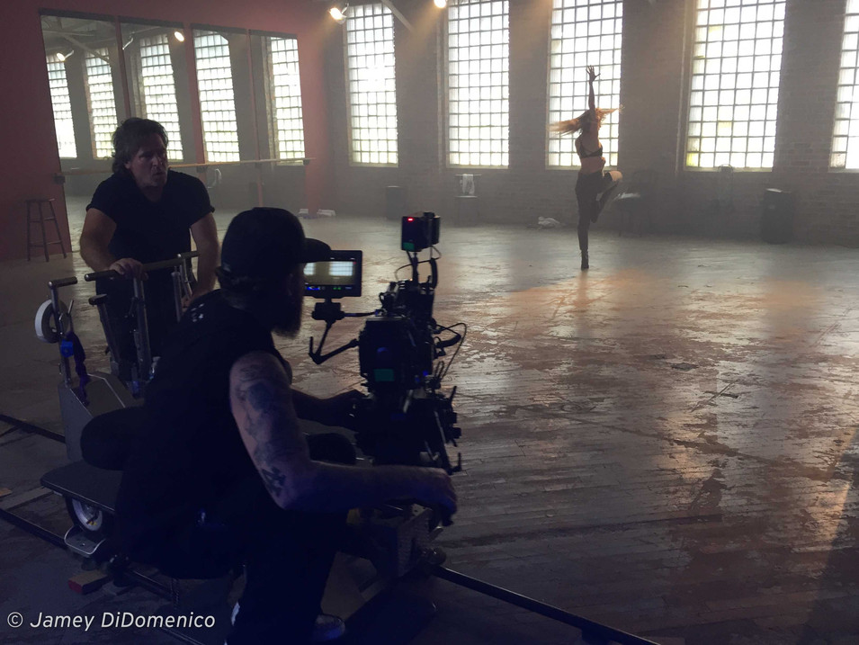 Luke Bryan - Move - Set Photo