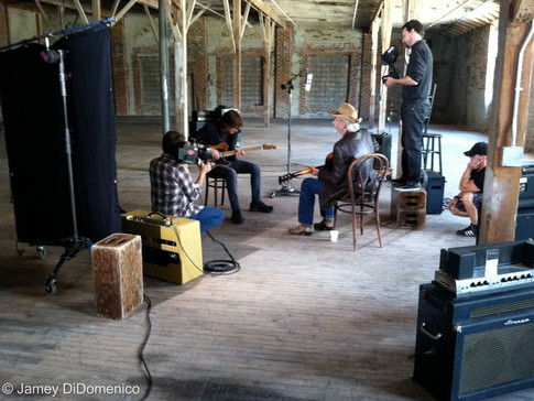 Don Williams and Keith Urban - Imagine That - Set Photo