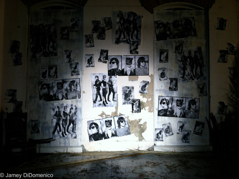 The Band Perry - Postcards From Paris - Set Photo