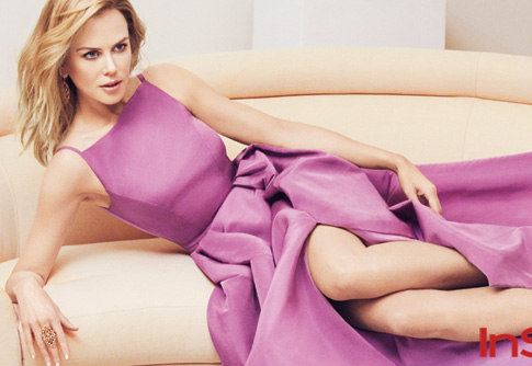InStyle Magazine | 2014 | Nicole Kidman