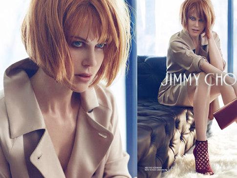 Nicole Kidman for Jimmy Choo | 2013