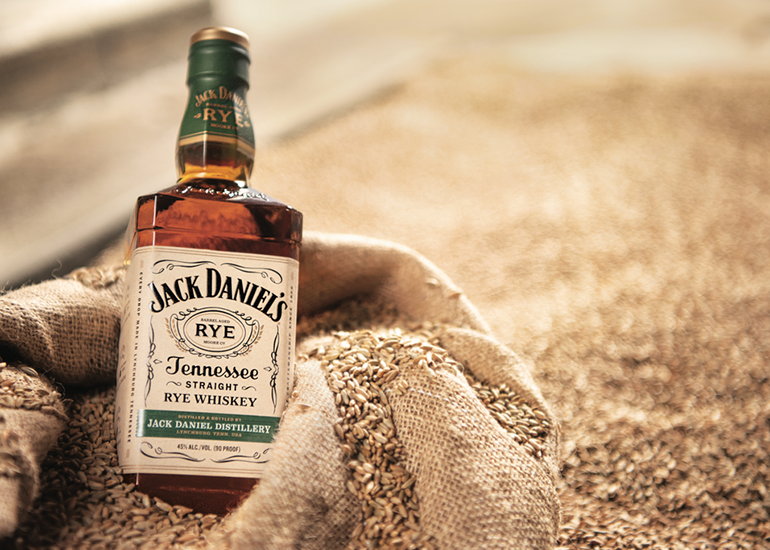 Jack Daniel's Tennessee Rye Commercial - Set Photo