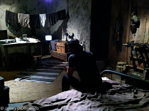 MARSOC Military Commercial - Set Photo - After