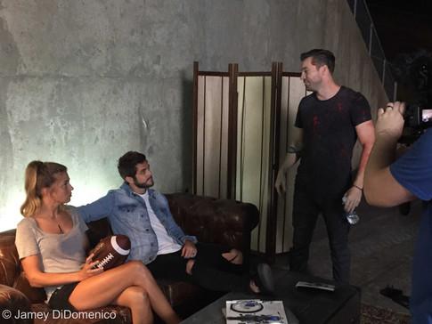 Thomas Rhett - Star of the Show - Set Photo