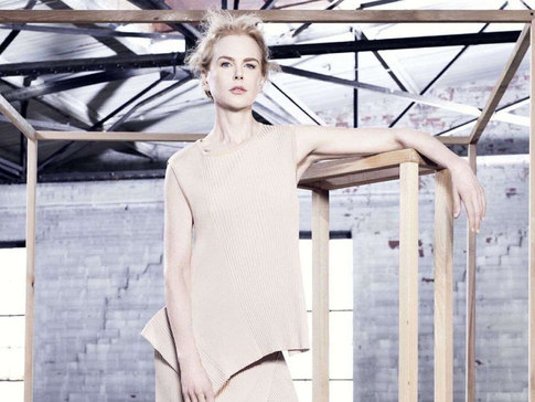 Elle Magazine | 2015 | Nicole Kidman