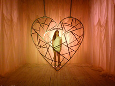 "Cassadee Pope ""I Wish I Could Break Your Heart"" Set Photo"