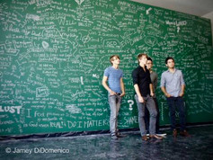 """Tenth Avenue North """"You Are More"""" Set Photo"""