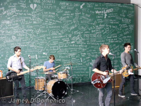 Tenth Avenue North - You Are More - Set Photo