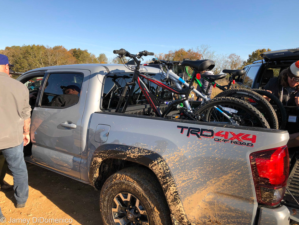 Toyota - Mall Terrain Commercial - Set Photo
