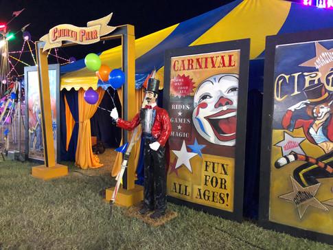 Farm Bureau Health - County Fair Commercial Set
