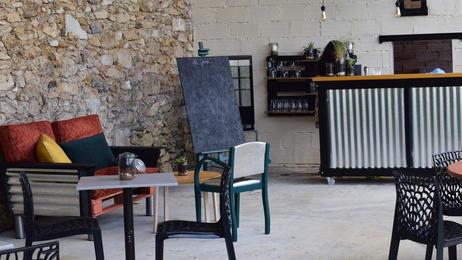 La Grange Couverte - Bar