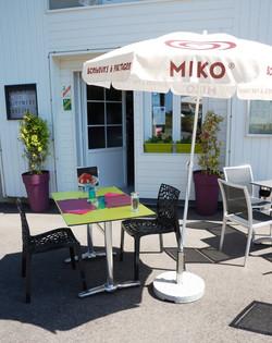 Restaurant 40700 Doazit Terrasse