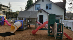 All About Children play yard