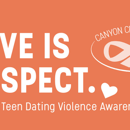 Love is Respect: February is Teen Dating Violence Awareness Month