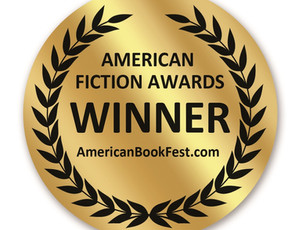 2019 American Fiction Awards Winner!!!