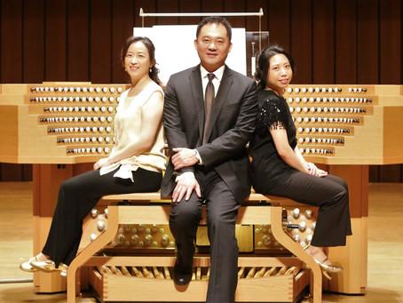 台灣管風琴協會十週年音樂會(一)