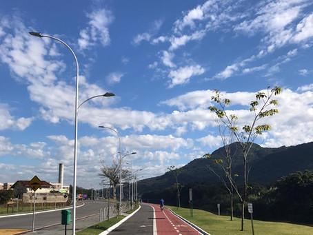 Romero Running Via Verde