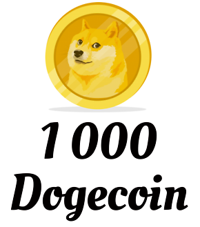 3P3 Airdrop - 1000 Dogecoin divided to all participants